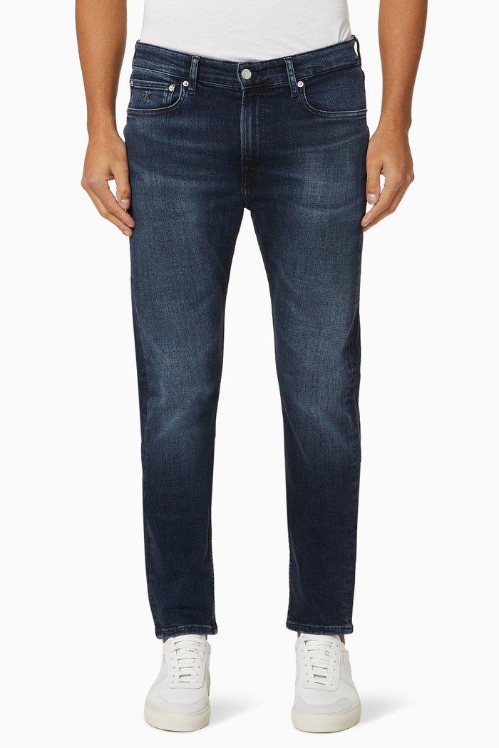 CK 058 Tapered Denim Jeans