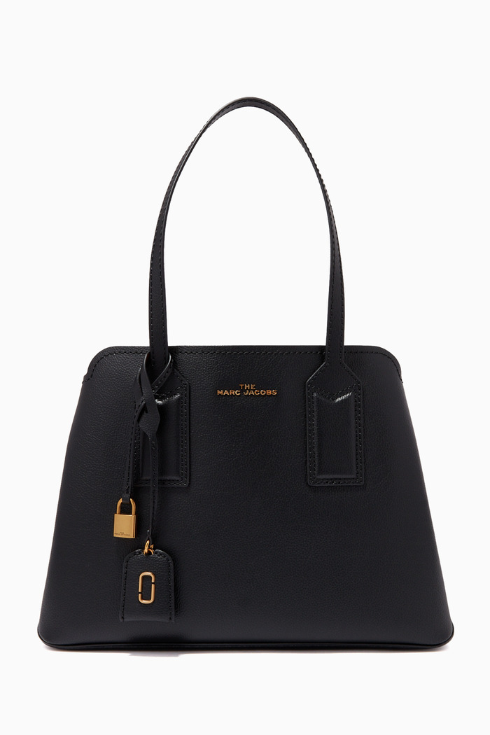 The Editor 38 Shoulder Bag in Leather