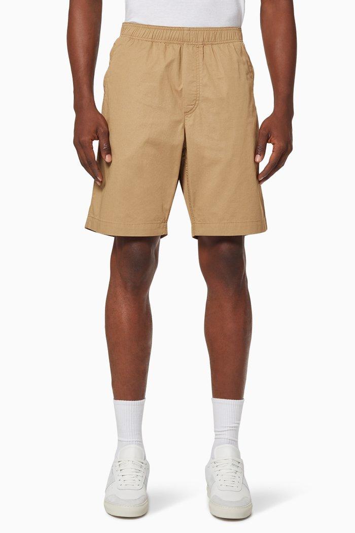 Alfred Organic Cotton Twill Shorts