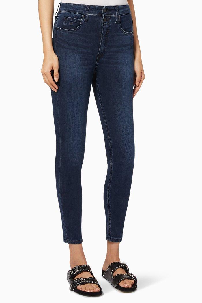 Super Skinny Denim Jeans