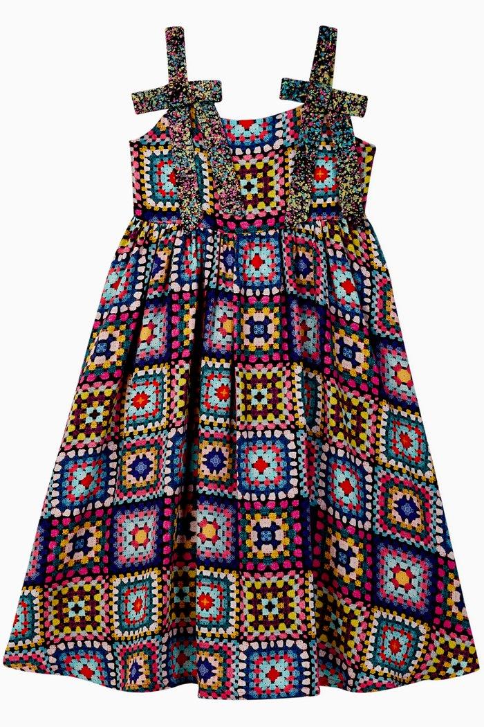 Naomi Viscose Dress
