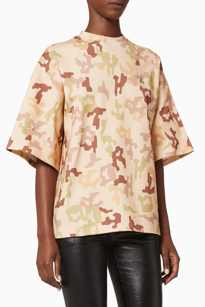 Cara Cotton Jersey T-shirt