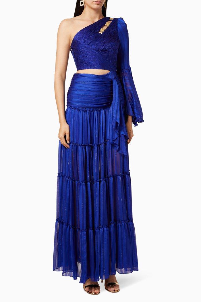 Gipsy One-shoulder Maxi Dress