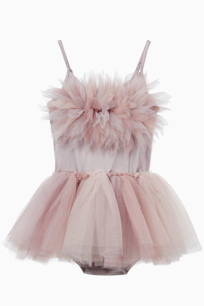 Bébé Los Angeles Tulle Tutu Dress