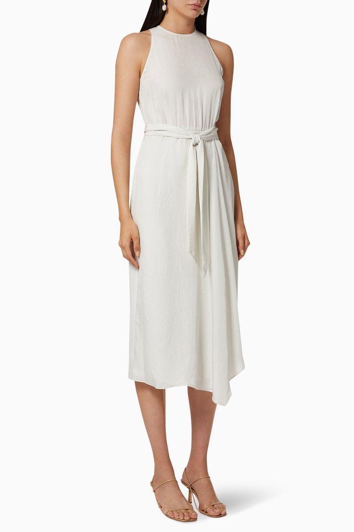 Handkerchief Drape Dress