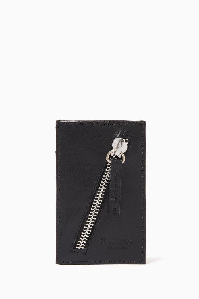 Avant Cardholder in Leather