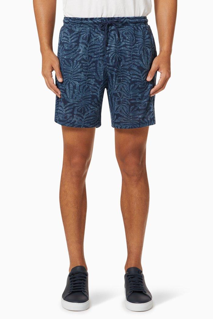 Lloyd Shorts in Knit Fabric