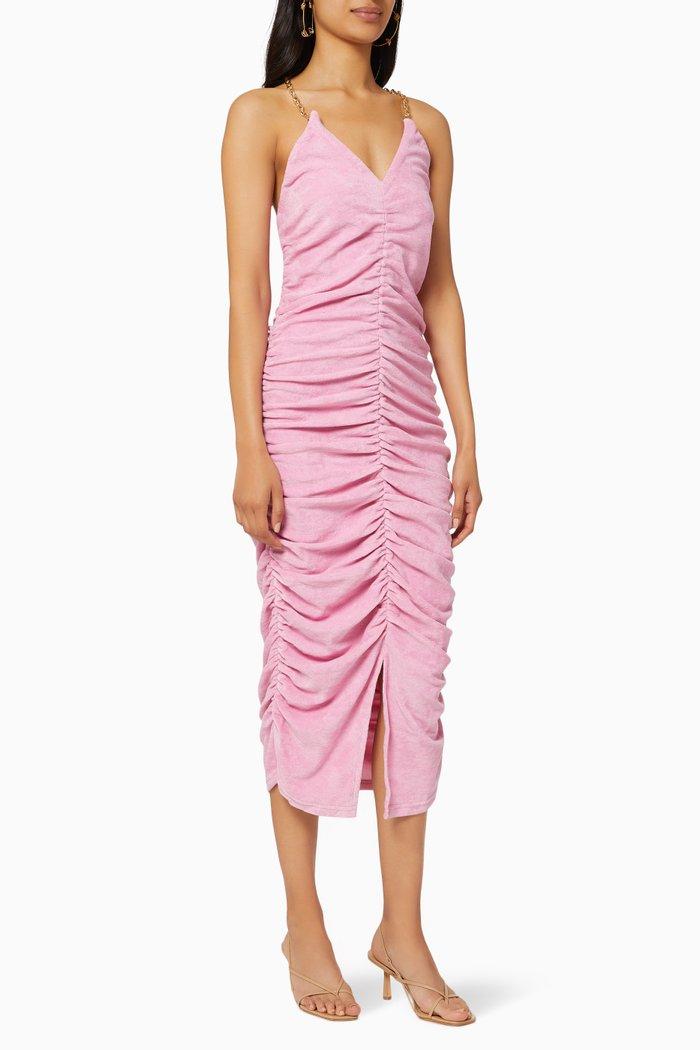 Kokomo Organic Cotton Terrycloth Dress