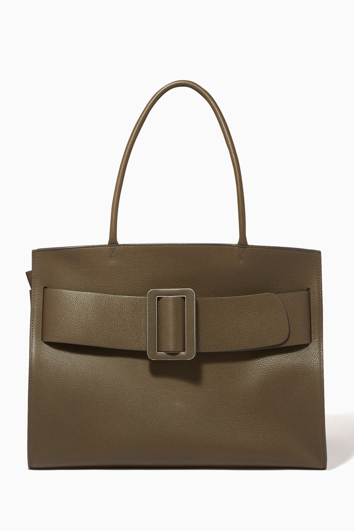Bobby Co Soft in Grain Leather