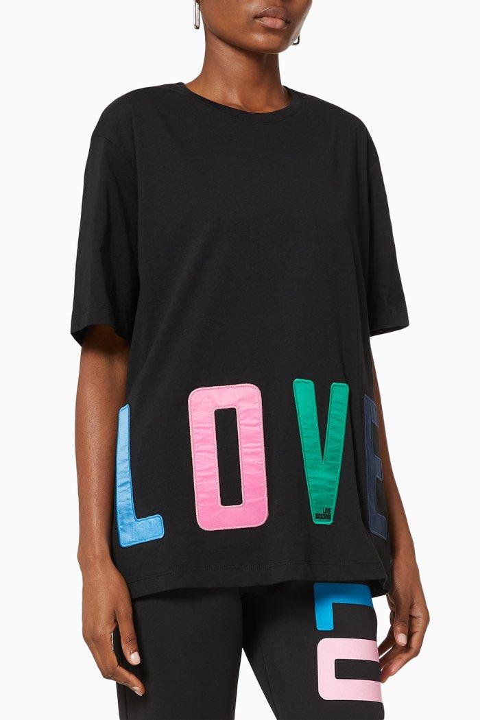 Love Cotton T-Shirt