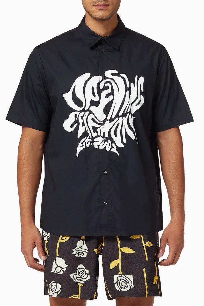 Melted Logo Shirt