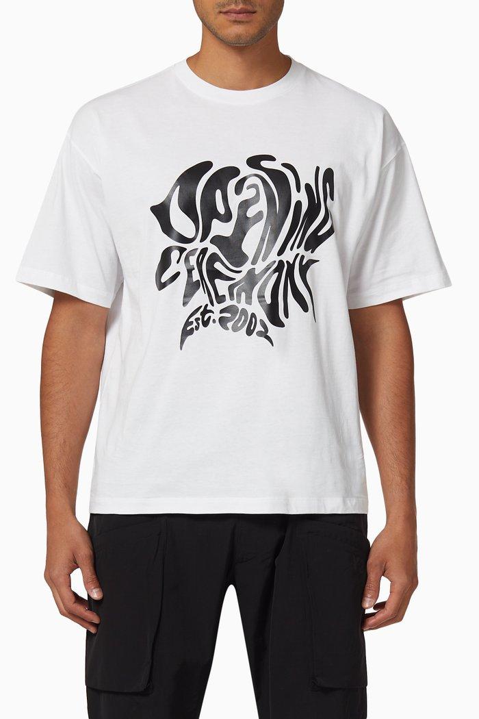 Melted Logo T-shirt