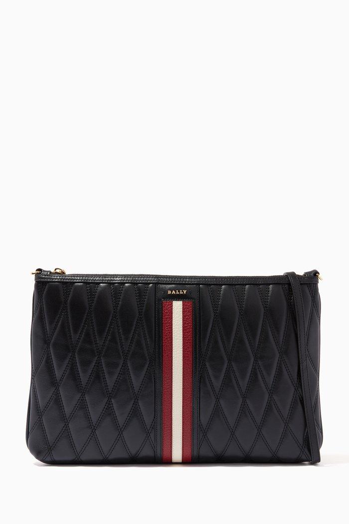 Dylla Crossbody Bag in Leather