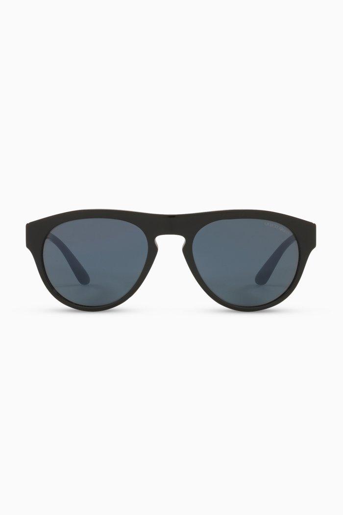 Aviator Sunglasses in Acetate
