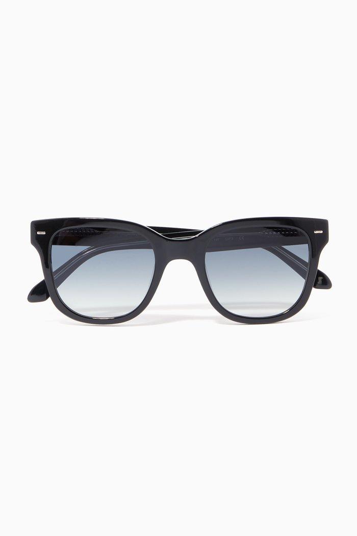The Blush 2 Sunglasses in Acetate