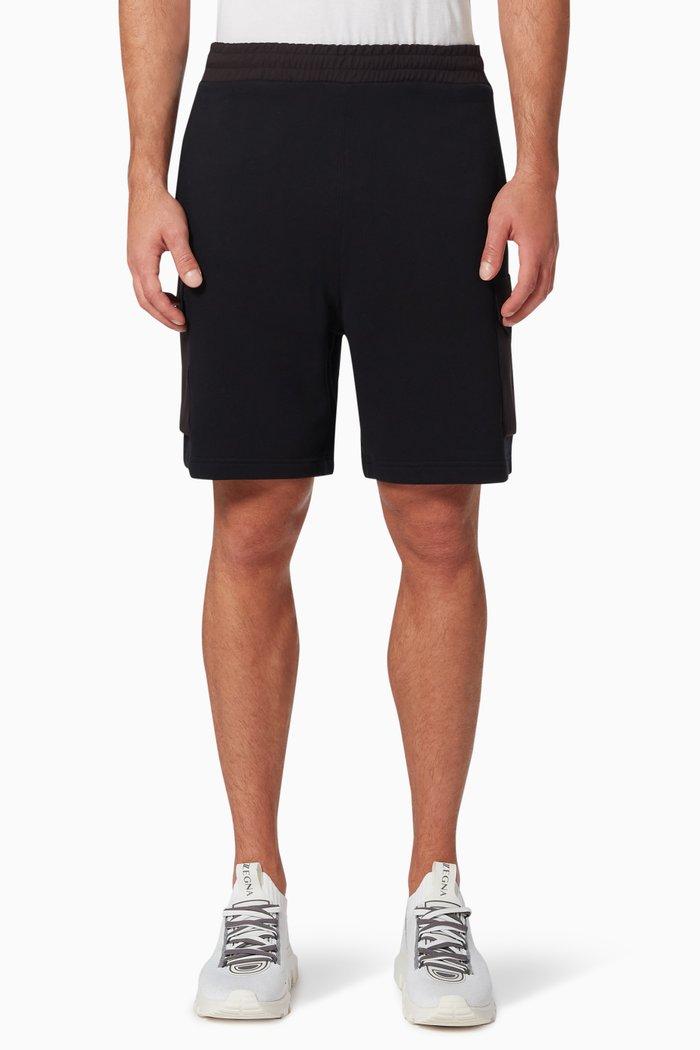 Bermuda Shorts in #UseTheExisting Cotton