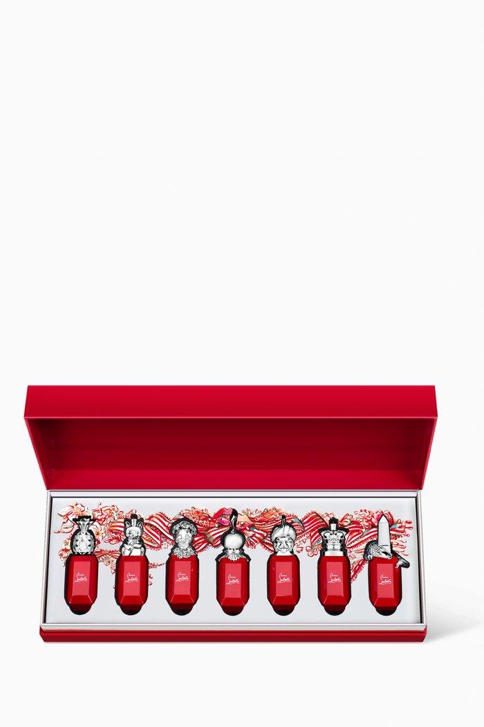 Loubiworld Miniature Fragrance Gift Set, 7 x 9ml