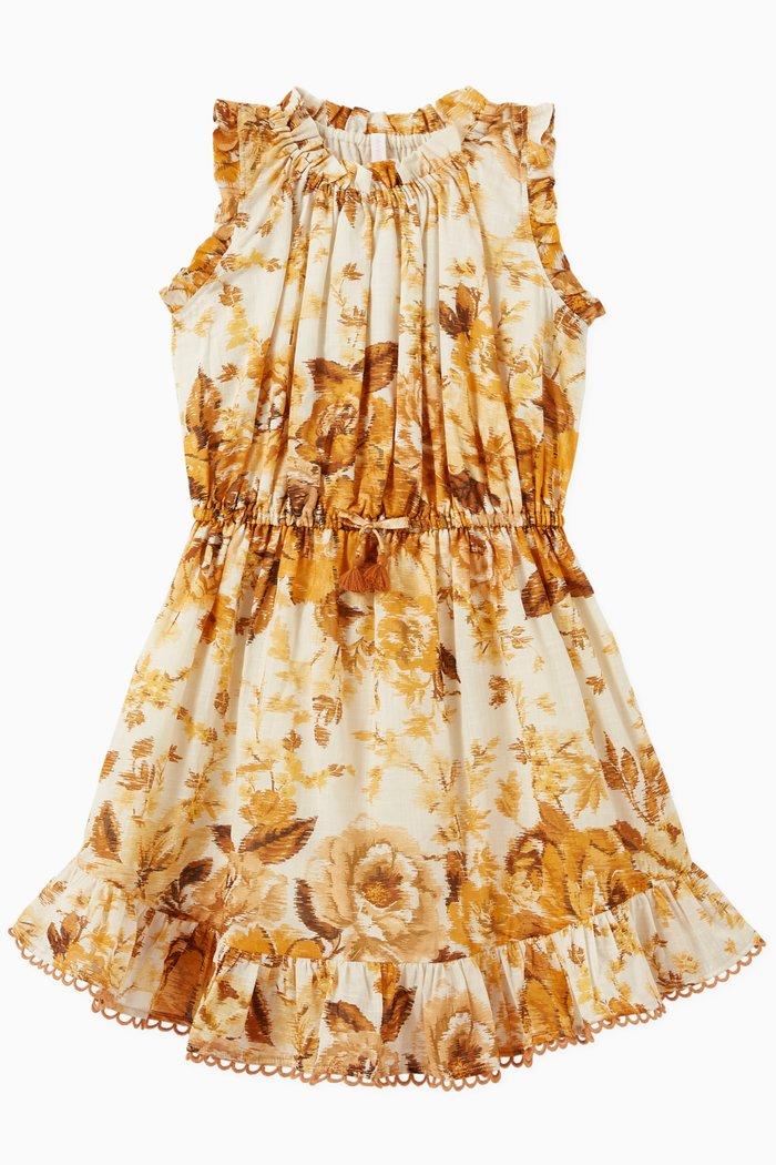 Aliane Flip Dress in Linen