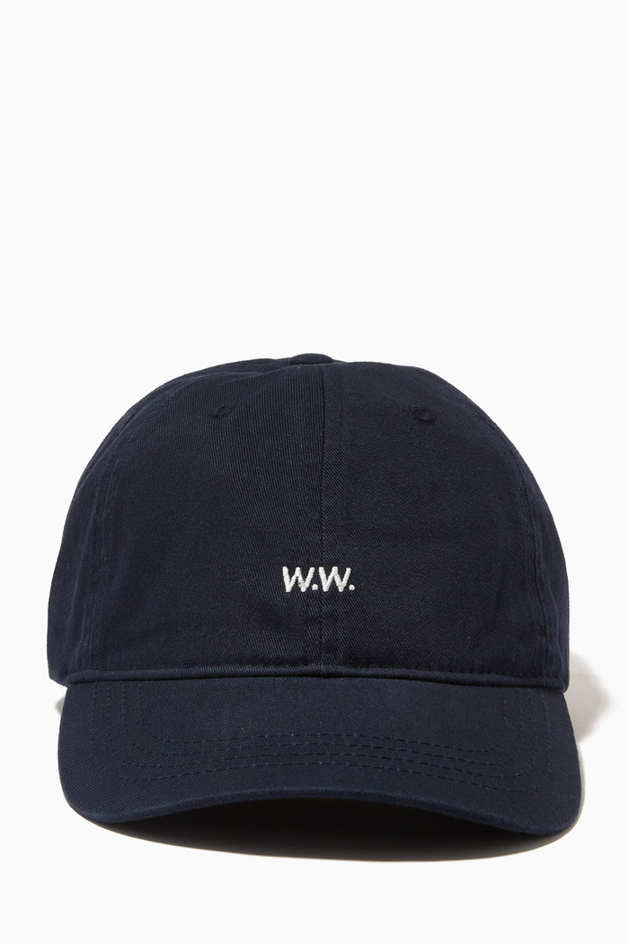 Low Profile Cap in Twill Cotton