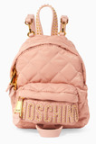 Pink Nano Quilted Backpack